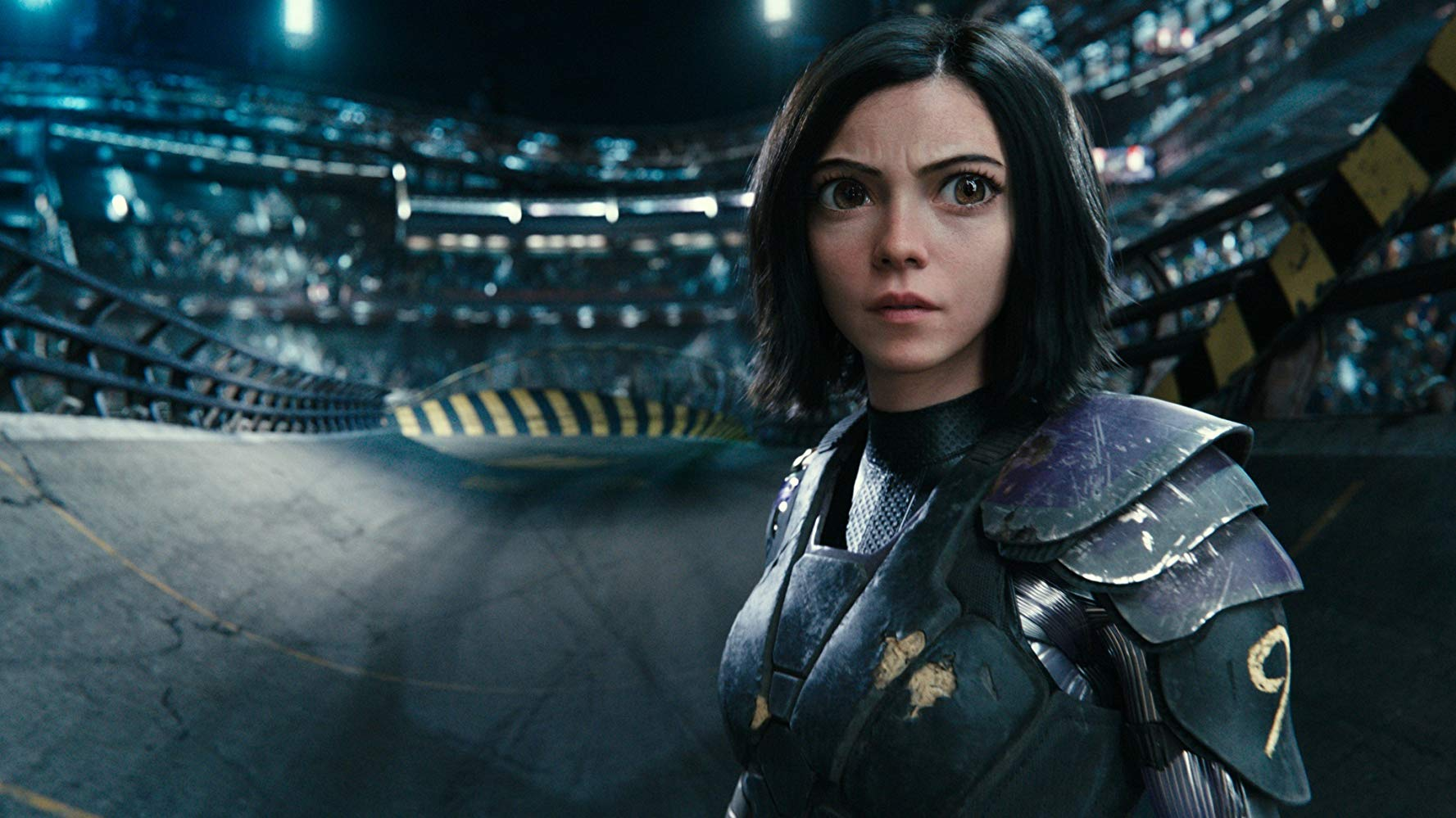 Alita Battle Angel Motorball Arena
