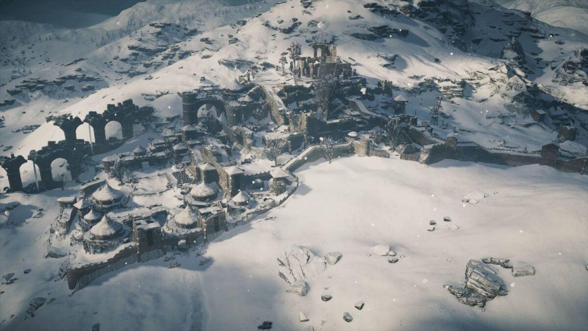 Die Veste Magon in Assassin's Creed Valhalla.