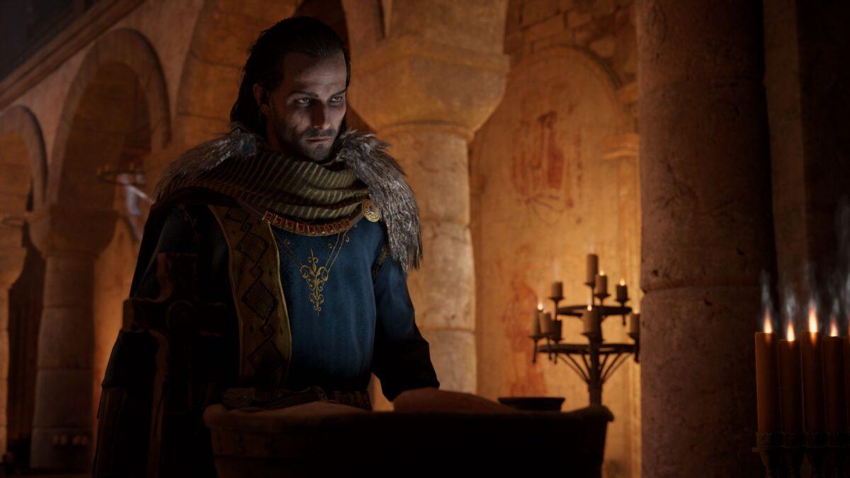 König Aelfred in Assassin's Creed Valhalla.