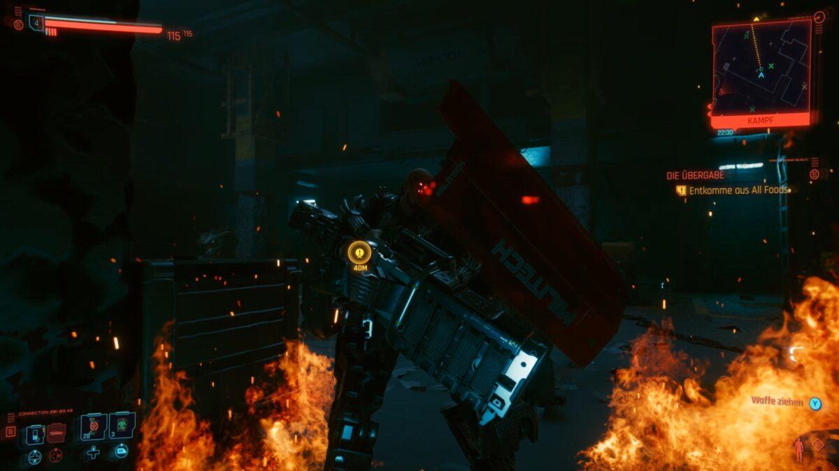 Royce ist der neue Chef der Maelstrom-Gang in Cyberpunk 2077.