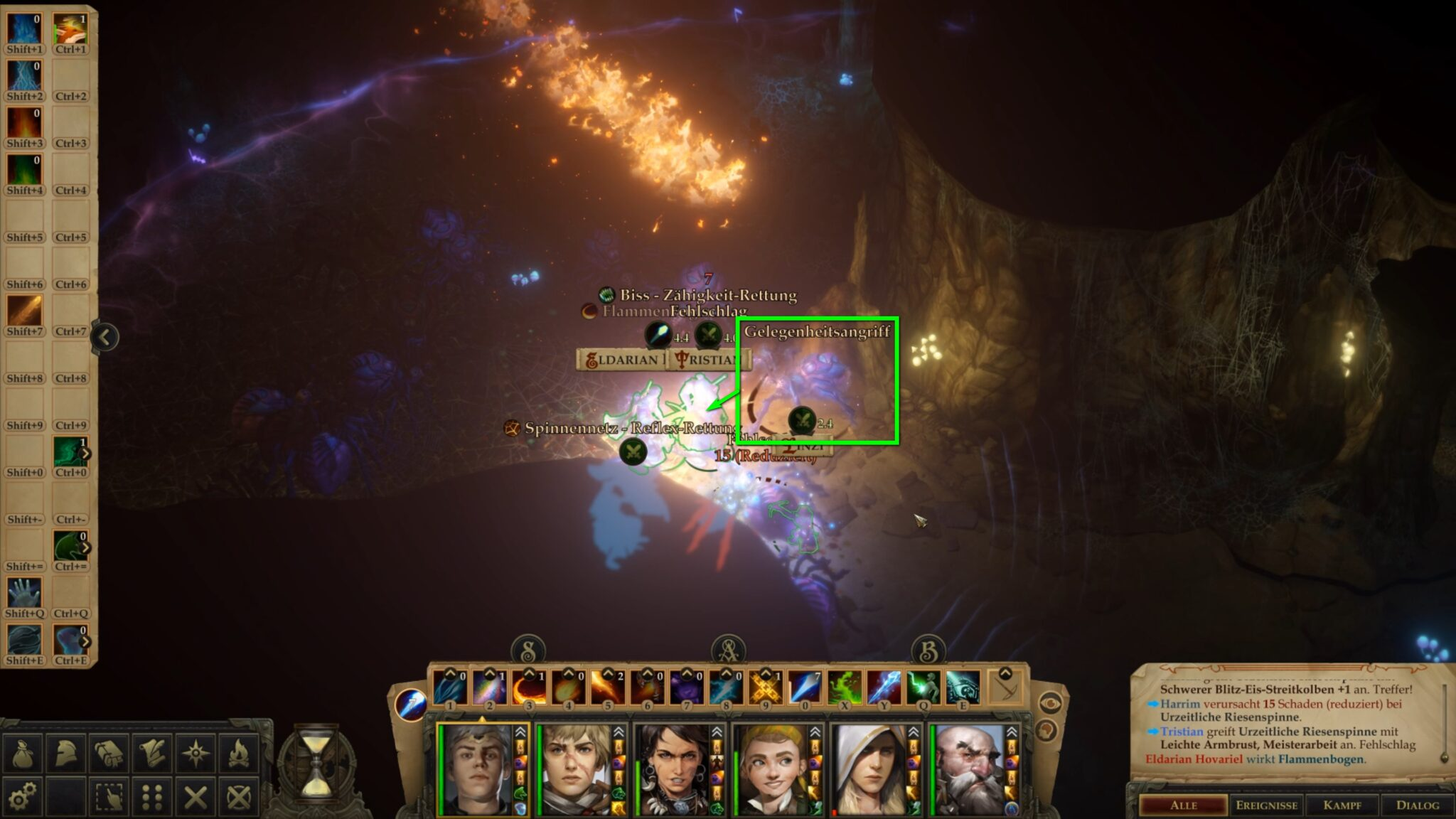 Pathfinder kingmaker improved precise shot