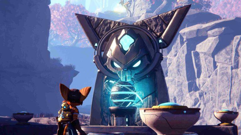 Lorbs sind Teil der Ratchet & Clank: Rift Apart Collectibles.