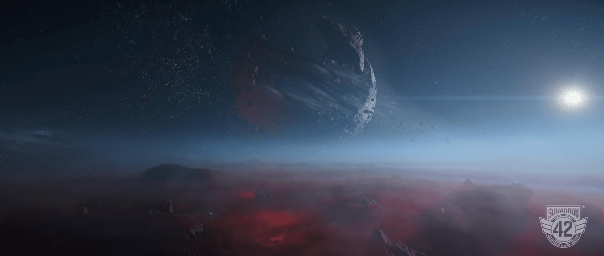 Für solche Welten kann man durchaus auch mal von vorn beginnen. © Cloud Imperium Games