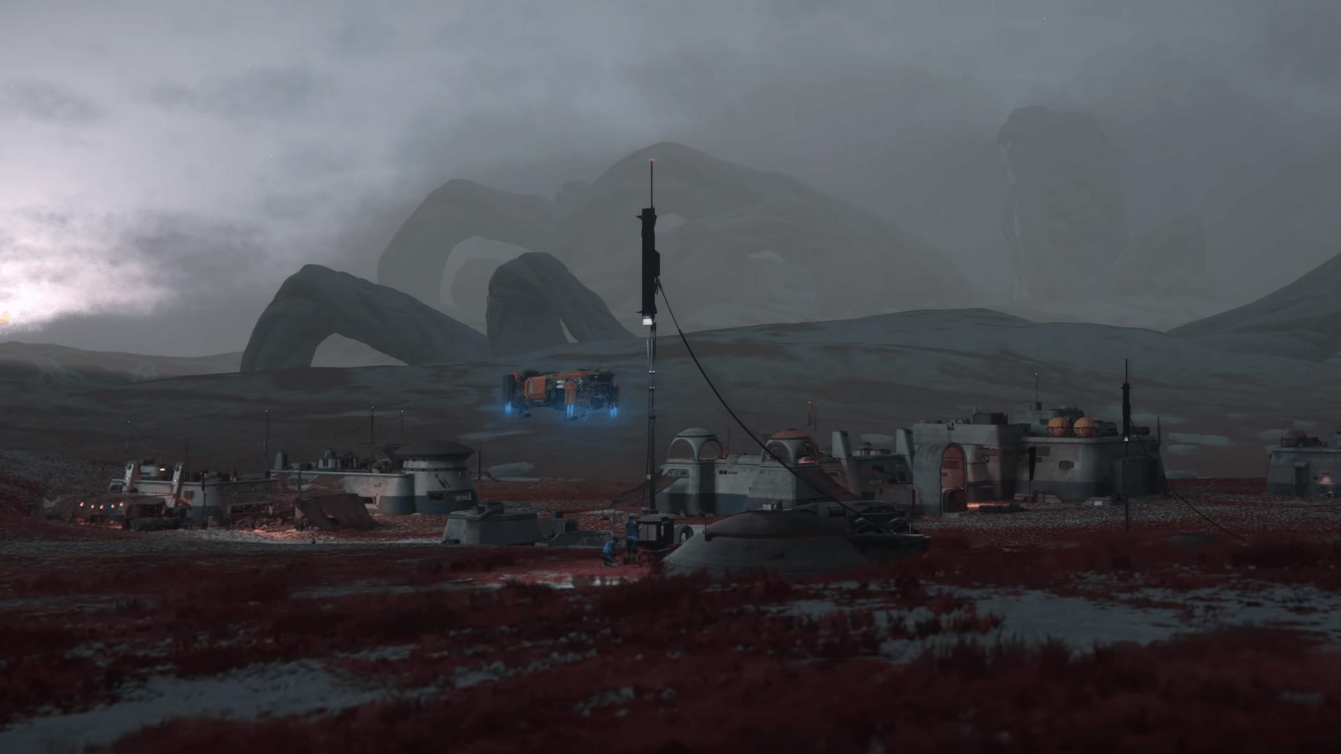 Neues Biom und Aussenposten im Pyro-System in Star Citizen