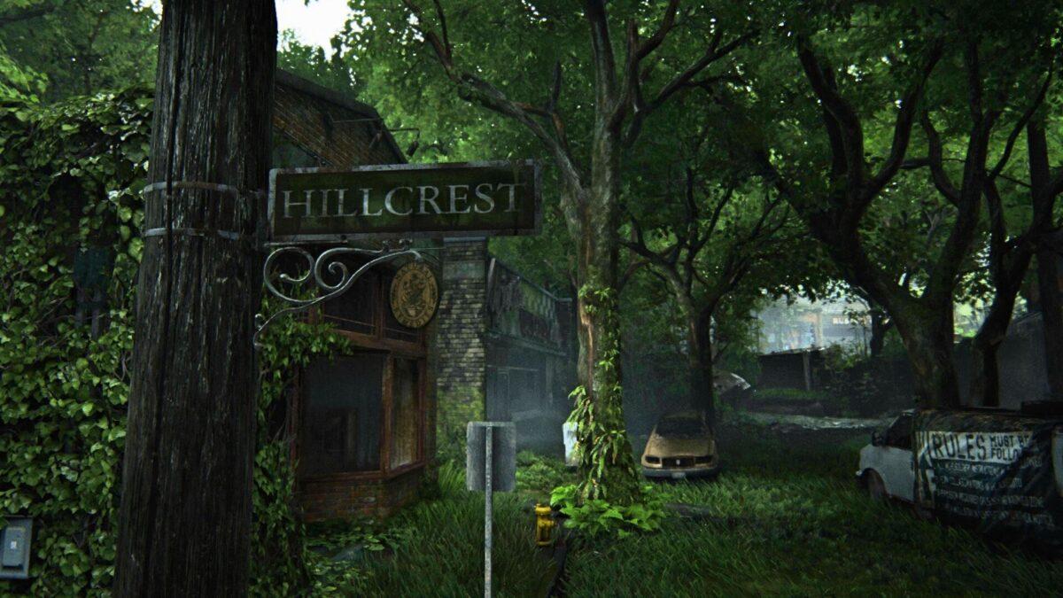 Das Viertel Hillcrest in Seattle ist in The Last of Us Part 2 zu großen Teilen zugewachsen.