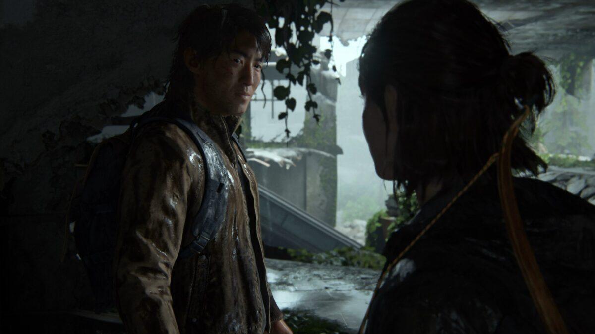Jesse und Ellie gehen in The Last of Us 2 getrennte Wege.