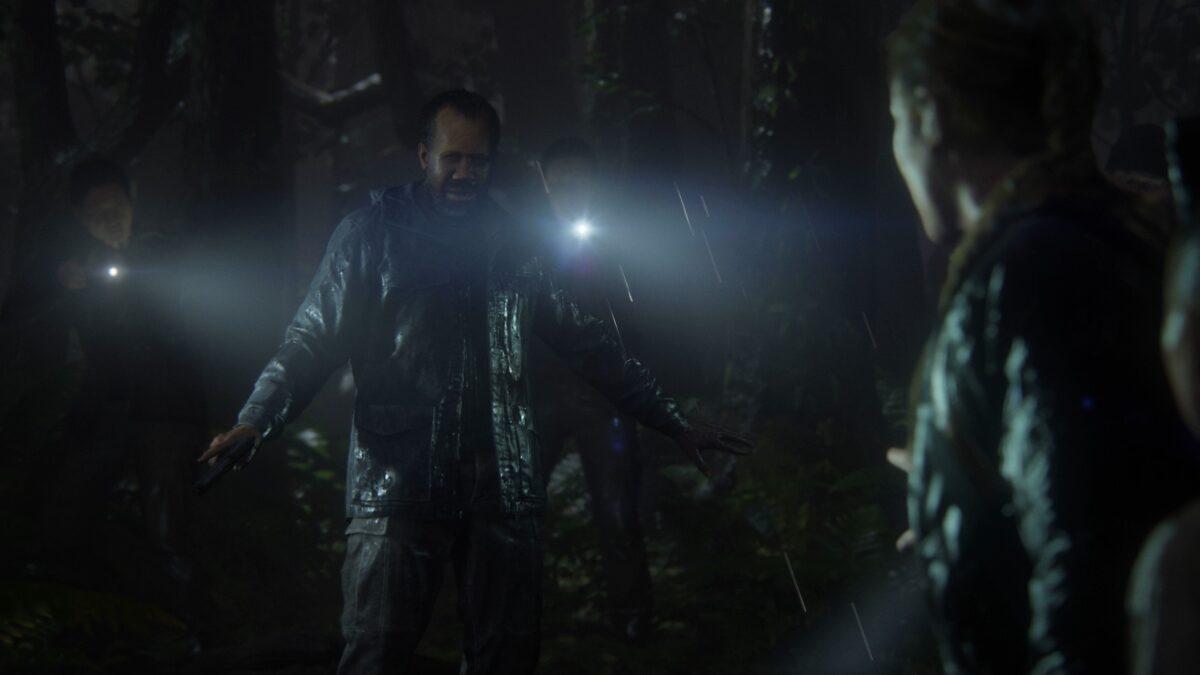 Abby und Isaac treffen in The Last of Us 2 auf der Insel aufeinander.