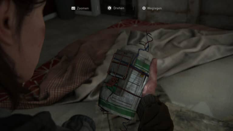 Neue Waffe Sprengfalle in The Last of Us 2