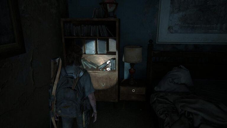10 Zusätze im Schlafzimmer im Haus in der Union Street in The Last of Us 2