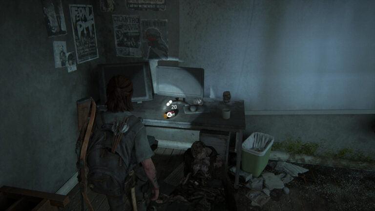 20 Zusätze in Apartment 302 in den Garden Suites in The Last of Us 2