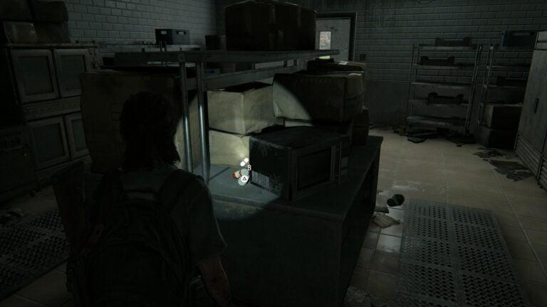 16 Zusätze in der Küche der Bar in The Last of Us 2.