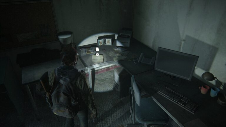 Location Good boy safe code in The Last of Us 2