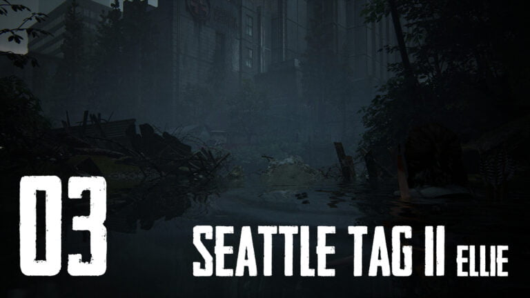 The Last of Us 2 – Seattle Tag 2 (Ellie): Sammelobjekte, Safes, Werkbänke & mehr