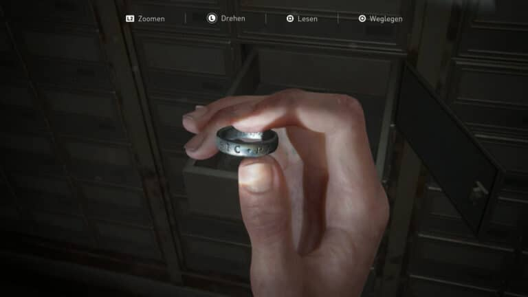 Artefakt Antiker Ring in The Last of Us 2