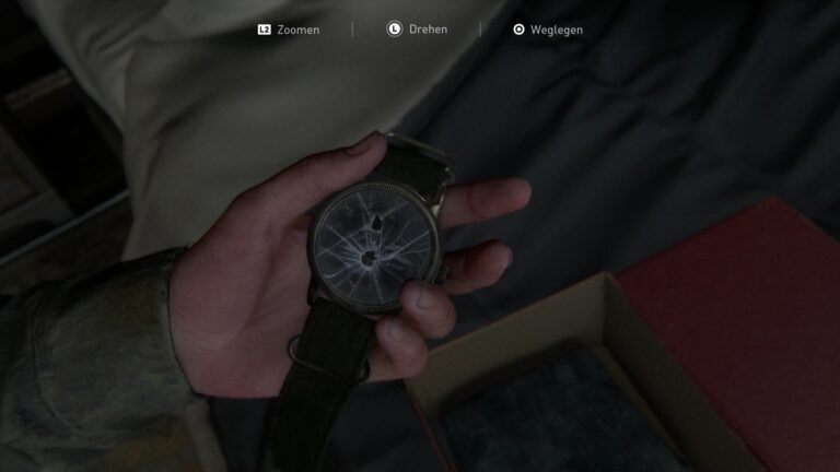 Joels Uhr aus The Last of Us 2