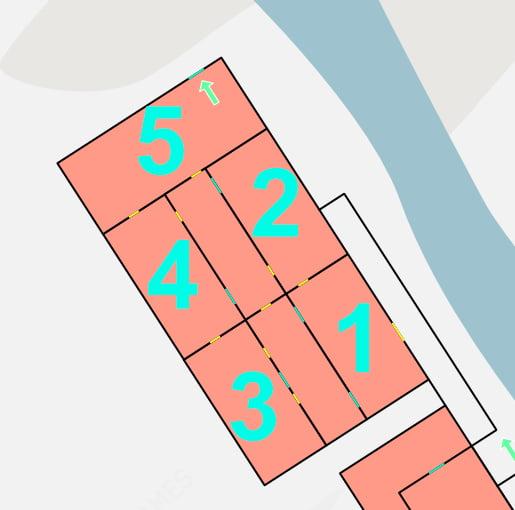 Karte The Last of Us 2, Infiziertes Haus am Convention Center mit Markierungen