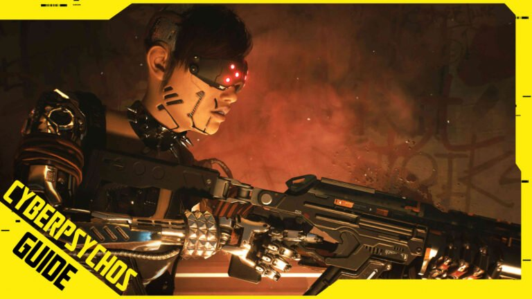 Cyberpunk 2077 Cyberpsychos: Tipps, Taktiken & Attacken