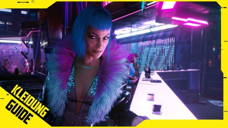 Cyberpunk 2077 Kleidung-Guide mit legendären Sets