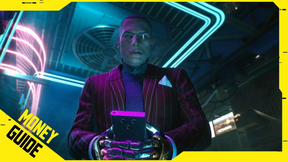 Cyberpunk 2077 Earning Money: How to Cash in