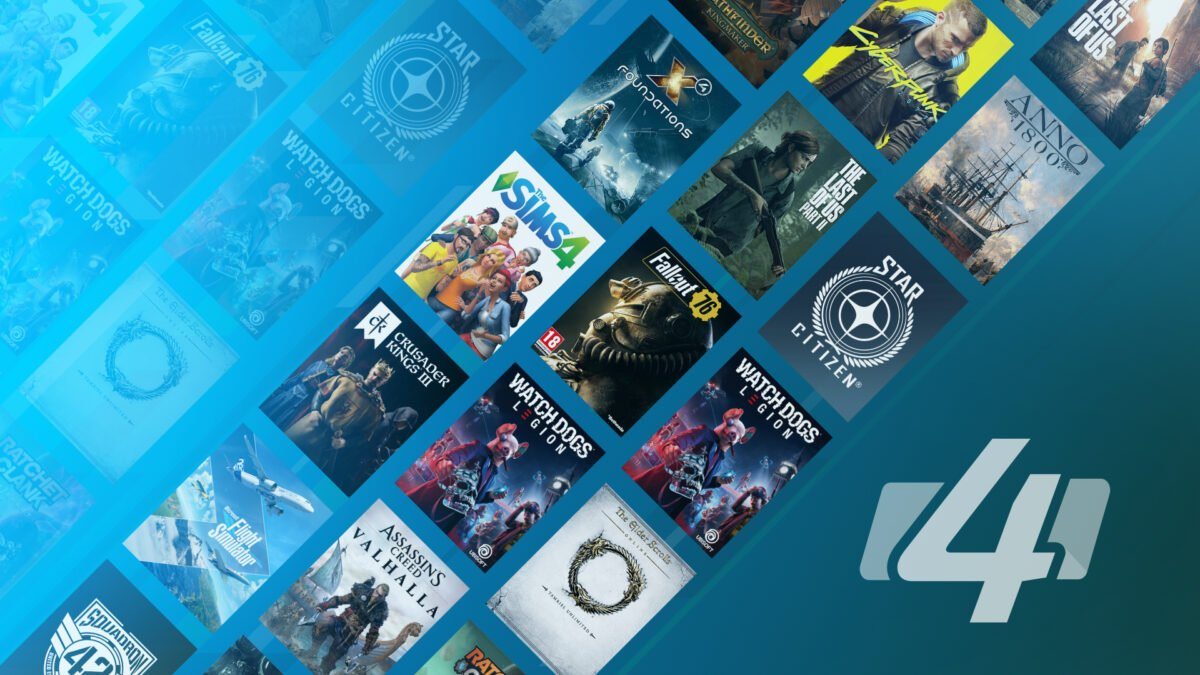 Spiele Releaes für PC, PS4, PS5, XBox One, XBox Series X und S, Nintendo