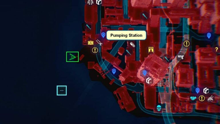 Cyberpunk 2077 Clothing Guide Solo Pants Map Location