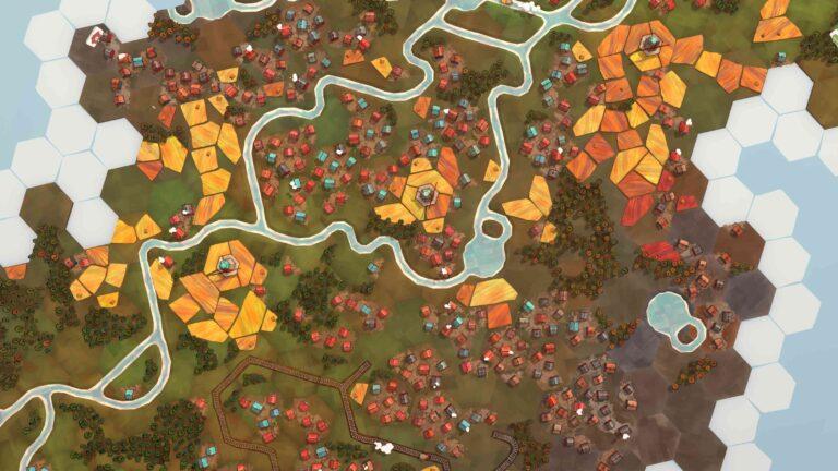 Dorfromantik: Entwicklung in der Pandemie