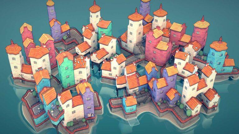 Indie-Perlen #1: Foundation, Cozy Grove & mehr – 5 relaxte Indie-Spiele