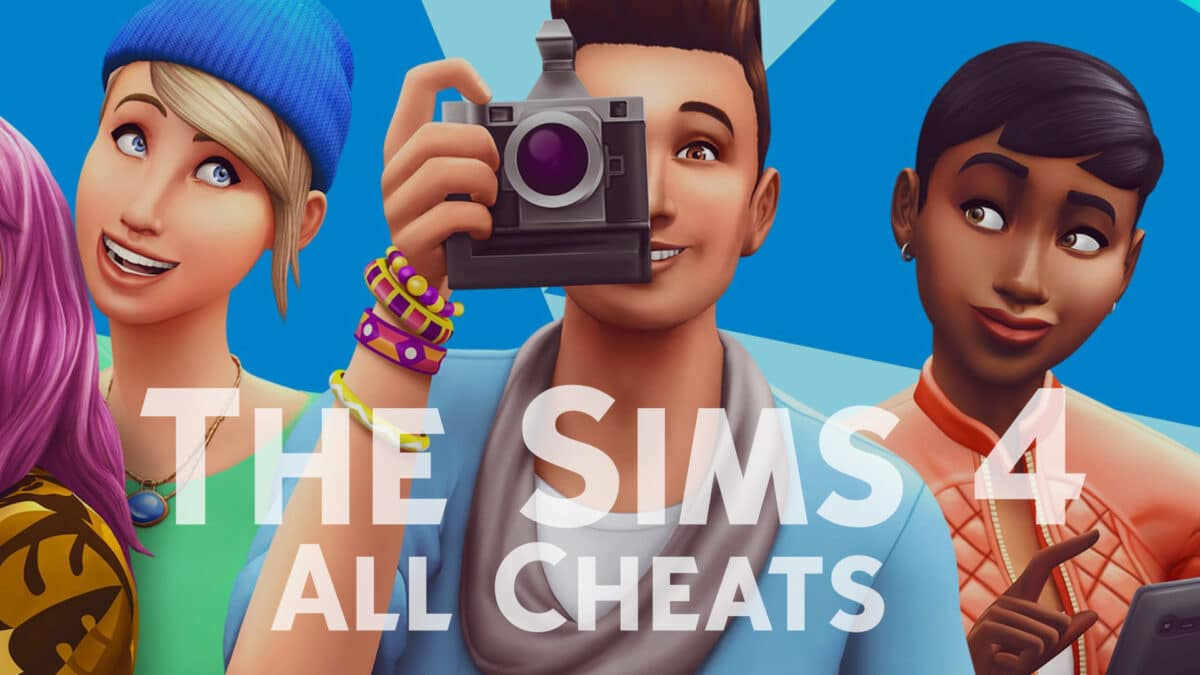 The Sims 4 Cheats Codes The Complete List S4g