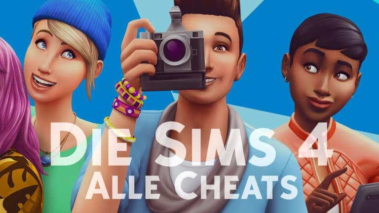 Sims 4: Alle Cheats zum Spiel