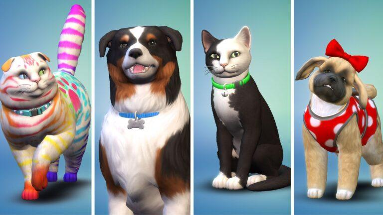 Sims 4: Hunde und Katzen – Tipps, Tricks & Guides