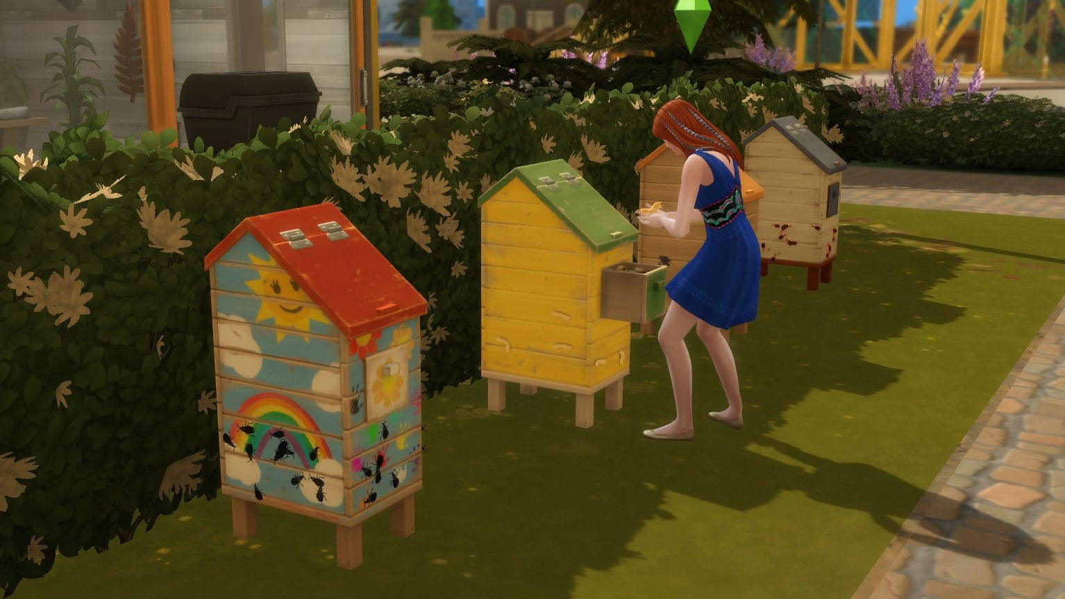 Sims 4 Nachhaltig Leben Tipps Furs Oko Leben S4g