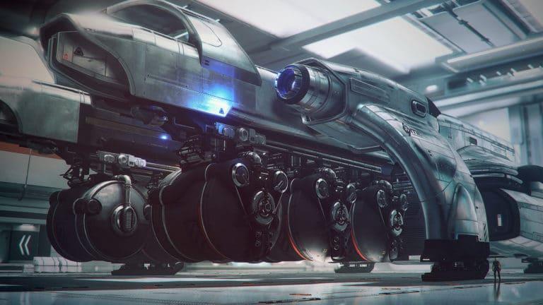 Star Citizen: Treibstoffmechanik & Auftanken im Detail